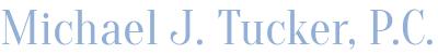 Michael J. Tucker Logo